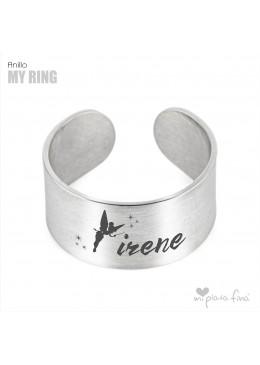 Anillo MY RING
