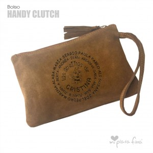 Handy CLUTCH compartido para la profe