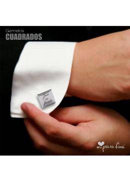 GEMELOS CUADRADOS ENAMORADOS