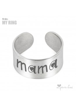 Anillo MY RING