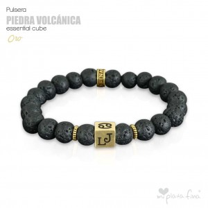 VOLCANIC GEMSTONE Essential Cube