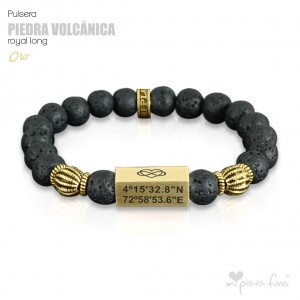 VOLCANIC GEMSTONE Royal Long
