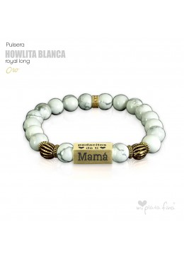 HOWLITA BLANCA Royal Long ORO