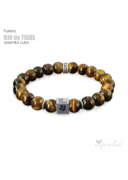 TIGER'S EYE Essential Cube