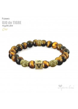 TIGER'S EYE Royal Cube
