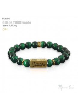 TIGER'S EYE GREEN Essential Long
