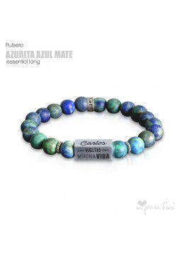 Pulsera AZURITA MATE Essential Long