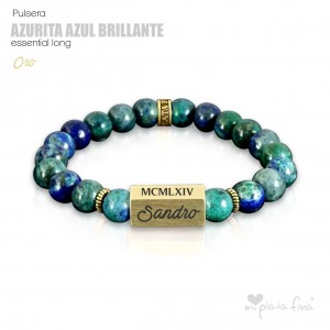AZURITA BRILLO Essential Long ORO