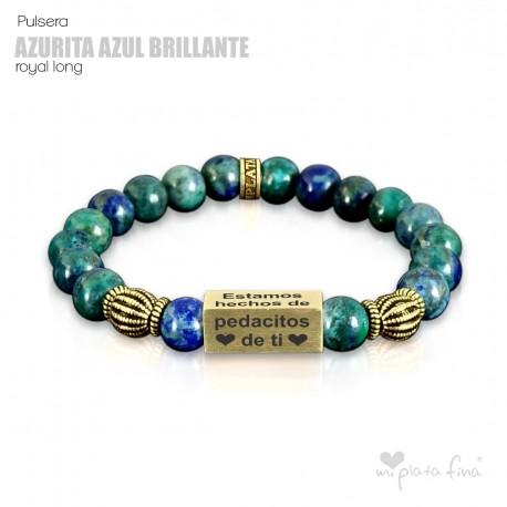 AZURITA BRIGHT Royal Long