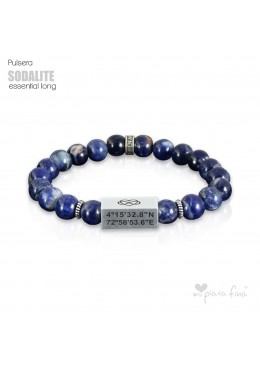 Pulsera SODALITE Essential Long