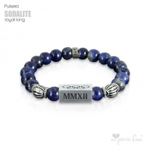 Pulsera SODALITE Royal Long