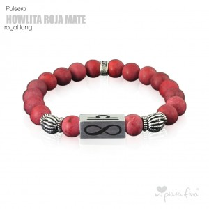 HOWLITE RED MAT Royal Long