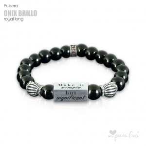 Pulsera ONIX BRILLO Royal Long