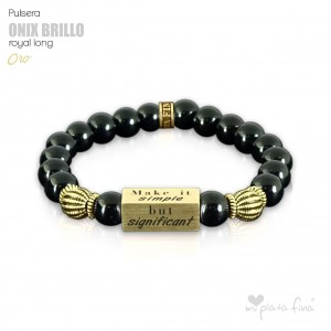 ONIX BRILLO Royal Long ORO