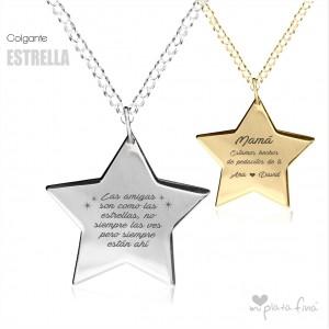 Necklace Silver ESTRELLA