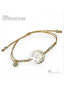 Pulsera Capricho Star BODAS