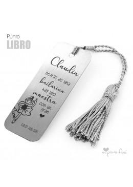PUNTO DE LIBRO PERSONALIZADO FIN DE CURSO