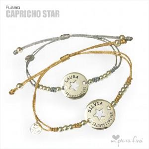 Bracelet Silver CAPRICHOS
