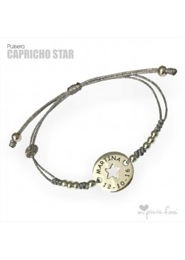 Pulsera CAPRICHOS STAR