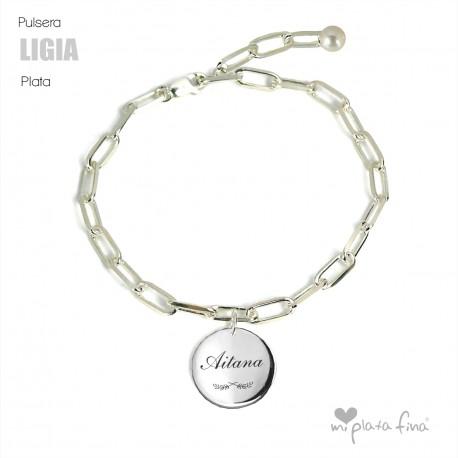 Pulsera LIGIA plata
