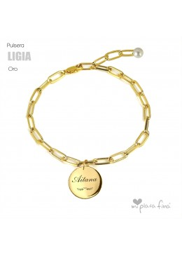 Pulsera LIGIA oro