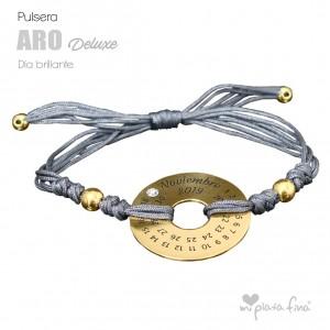 Pulsera Aro Deluxe DÍA BRILLANTE