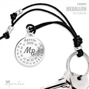 Llavero Medallón