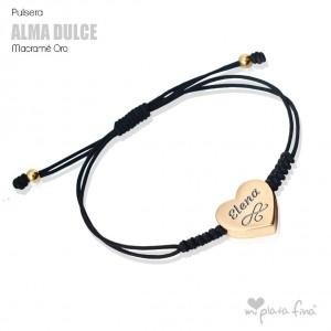 Pulsera Alma Libre Oro