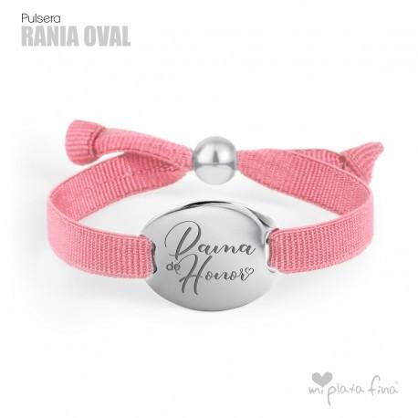 Bracelet Silver Rania OVAL