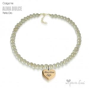 Necklace Silver Audrey WEDDING