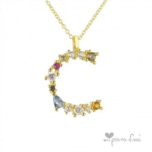 Necklace Initial C