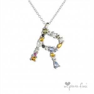 Necklace Initial R