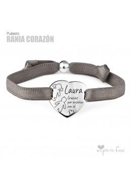 Pulsera Rania CORAZÓN Fin de Curso