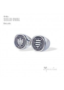 Ring Silver OVAL