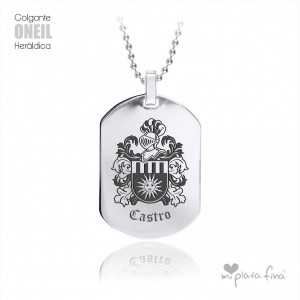 Necklace Silver ONEIL